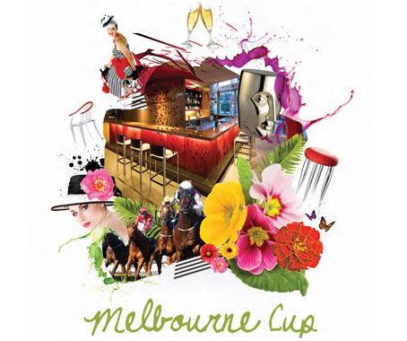 Spring racing carnival Melbourne 2014