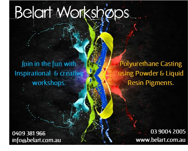 New workshops launched!