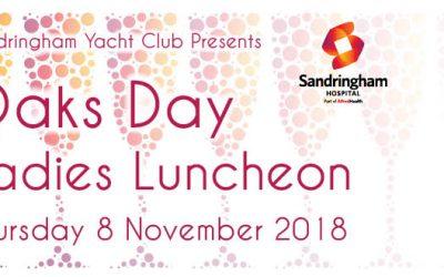 Oaks Day Ladies Luncheon